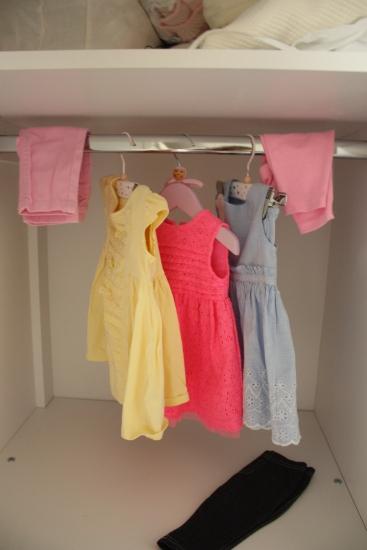 Les robes et pantalons