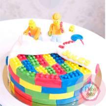 Légo Cake